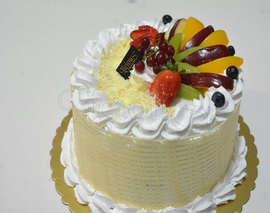 Fruity White Choc